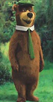 Yogi Bear Yogi Model