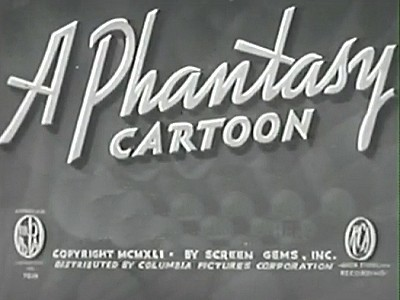 Phantasy Series Title Card