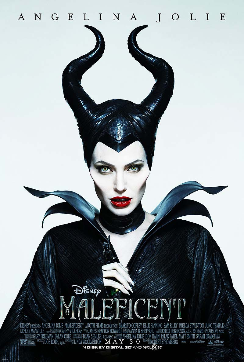Maleficent 2014 Feature Length Theatrical Animated Film