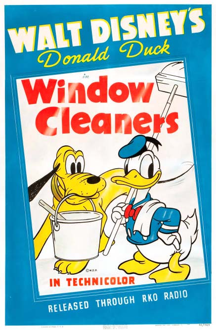 Window Cleaners Poster