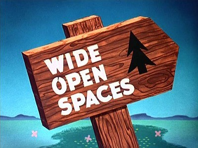 Cartoon Pictures For Wide Open Spaces 1947 Bcdb
