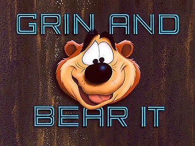 Grin And Bear It Title Card