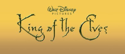 'King Of The Elves' Title Card