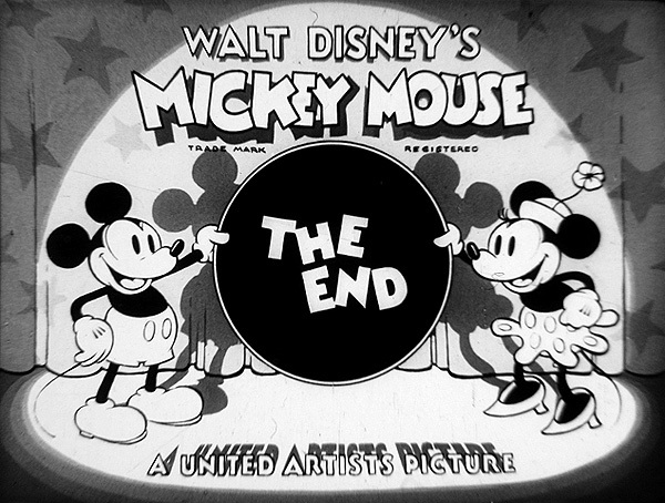 End Title Card