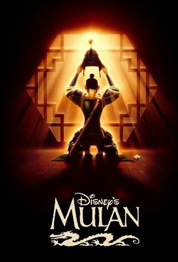 Mulan Original Advance Poster