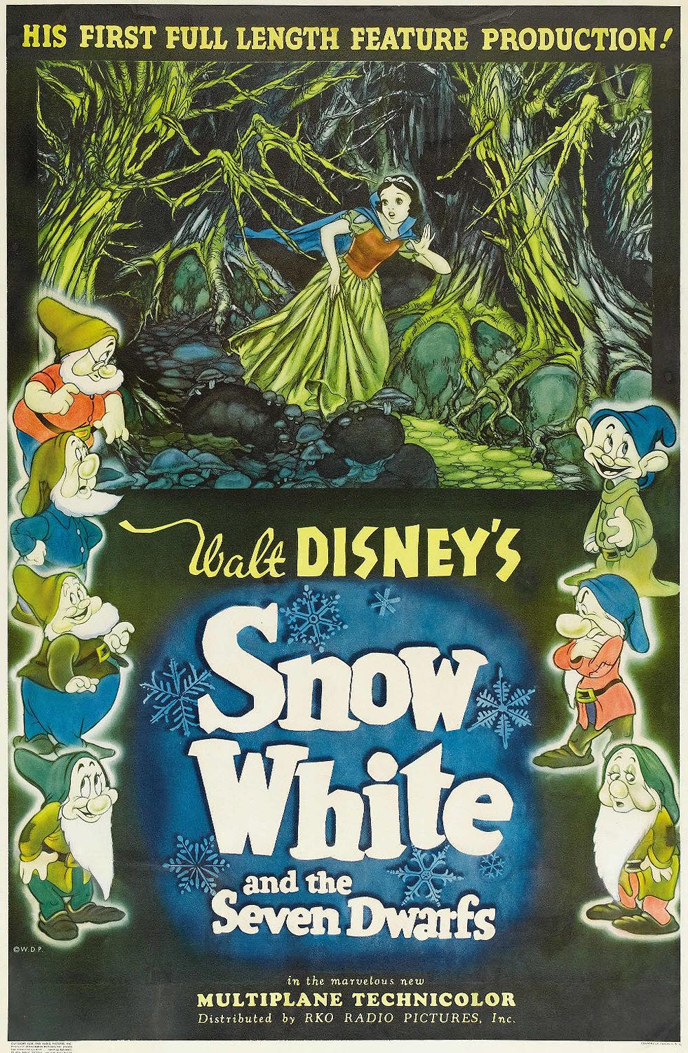 Cartoon Pictures and Video for Snow White And The Seven ...