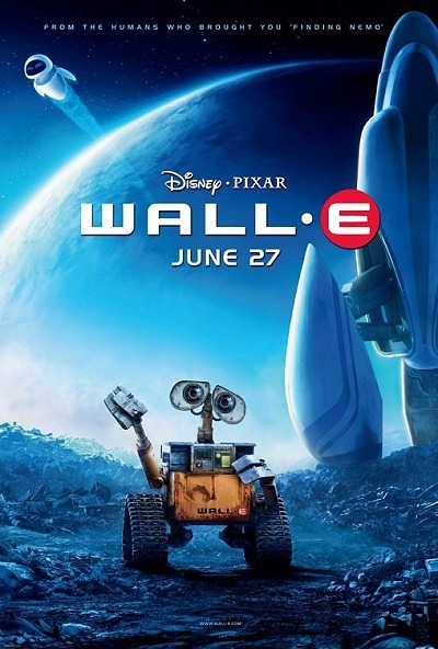 WALL·E Advance Poster