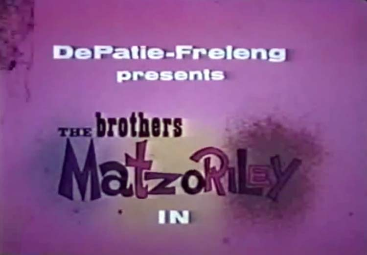 'Dirty Pierre Television Episode' Title Card