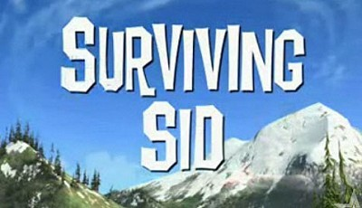 Surviving Sid Title Card