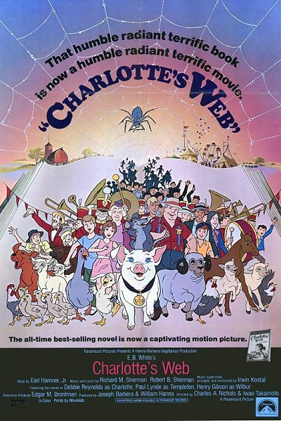 Charlotte's Web Release Poster