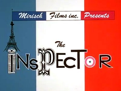The Inspector Series Title Card