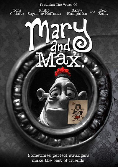 Mary And Max Mary Max 2009 Feature Length Theatrical Animated Film