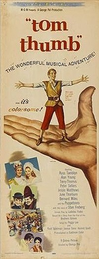 tom thumb Poster