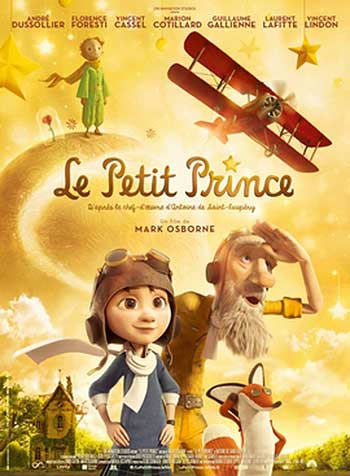 Le Petit Prince French Poster