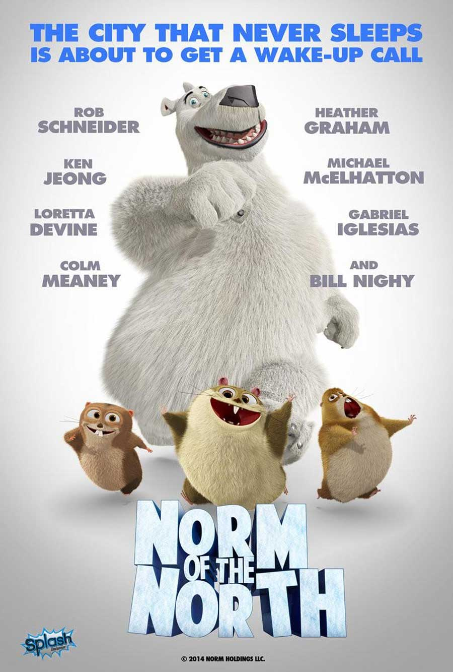 Norm Of The North Teaser Poster