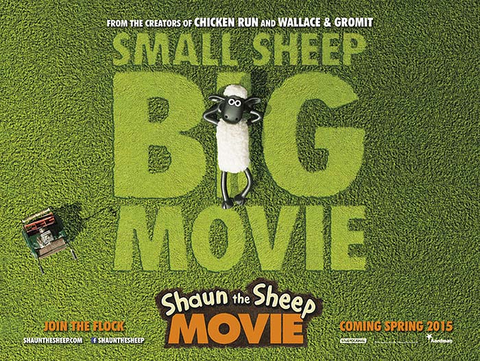 Shaun the Sheep Advance Poster