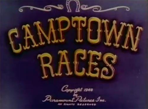 Camptown Races (Camp T...