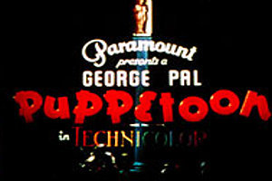 Puppetoons Series Title Card