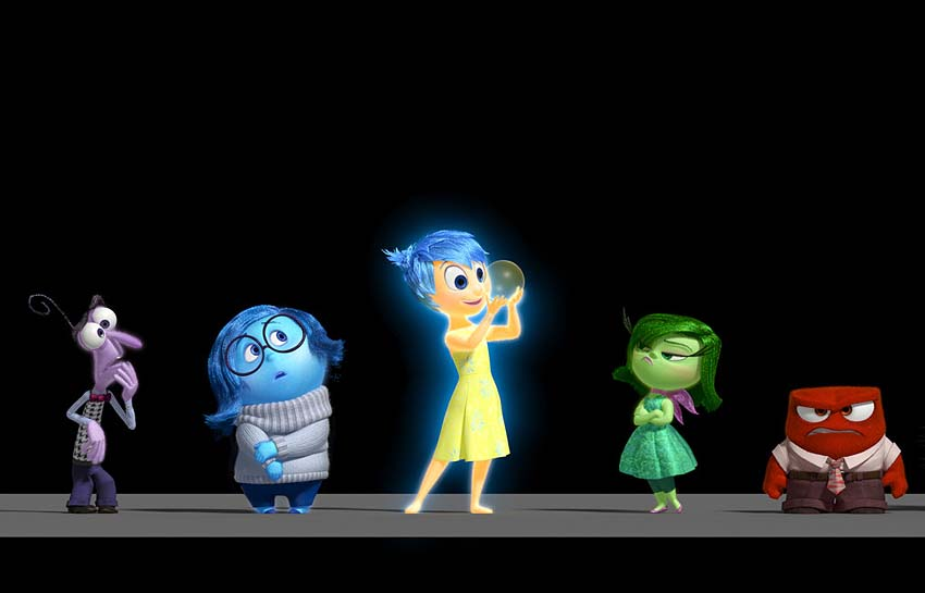 Cartoon Pictures for Inside Out (2015) | BCDB
