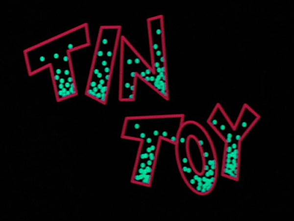 Tin Toy Title Card