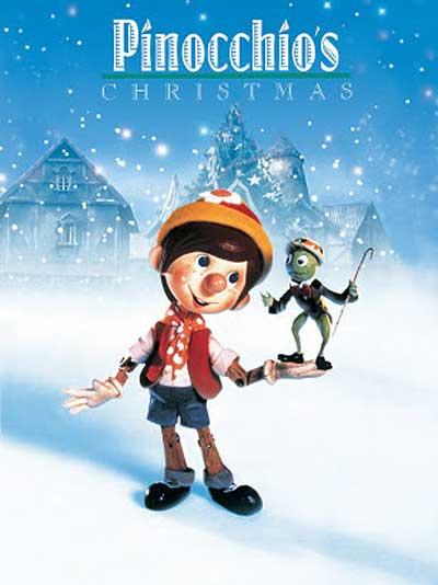 Pinocchio S Christmas 1980 Animated Cartoon Special