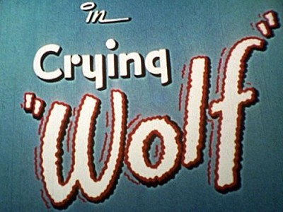 Crying Wolf Original Title Card