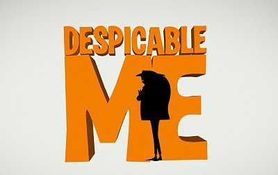 <i>Despicable Me</i> Title Card