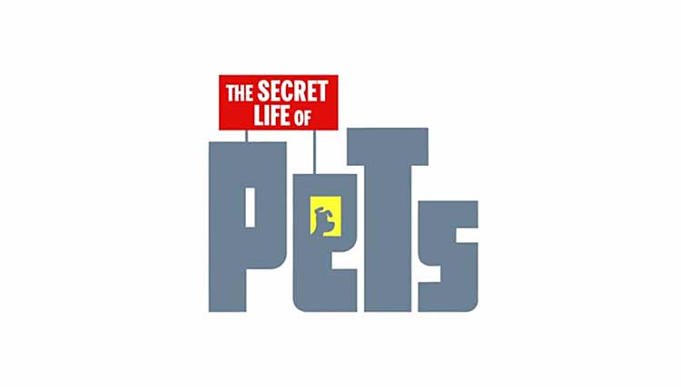 The Secret Life Of Pets Logo