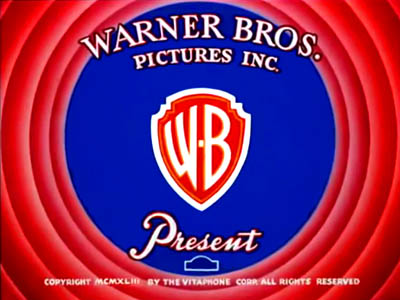 Blue Ribbon Title Card
