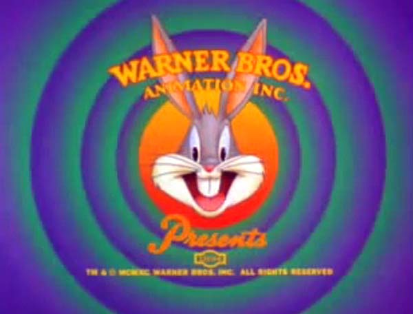 Warner Bro Cartoon Dog Barking At Cat