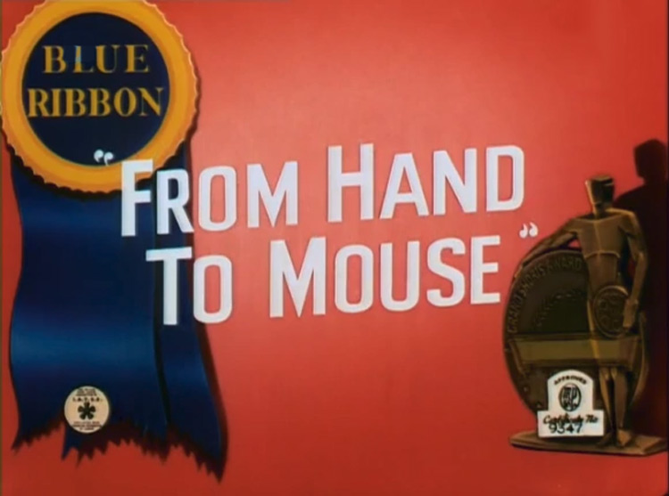 From Hand To Mouse Blue Ribbon Opening Title